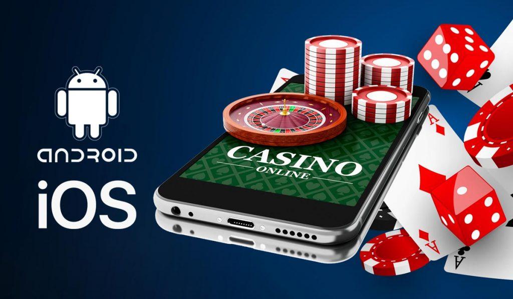 Jouer au casino sur smartphone