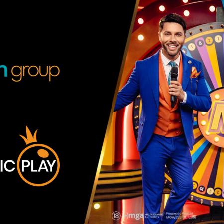 Pragmatic Play lance un studio de casino en live avec Betsson